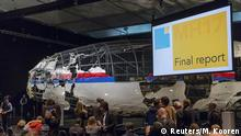 Niederlande Rekonstruktion MH17