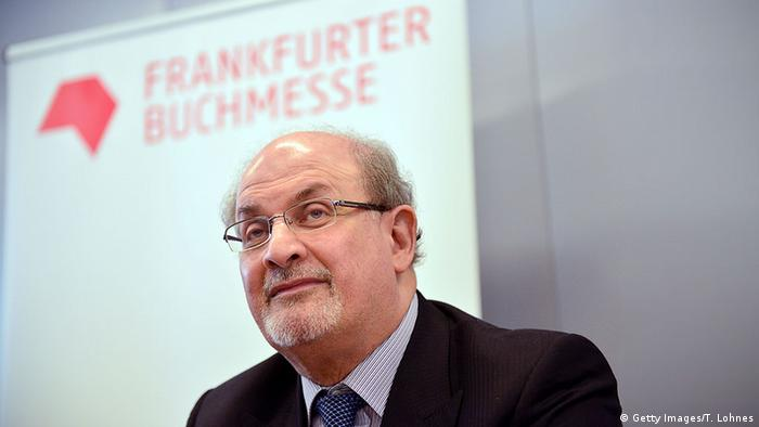 Rushdie decries censorship in keynote speech at frankfurt book fair salman rushdie the venerated british indian author delivered an impassioned defense of free speech in his opening address at the frankfurt book fair on gumiabroncs Images