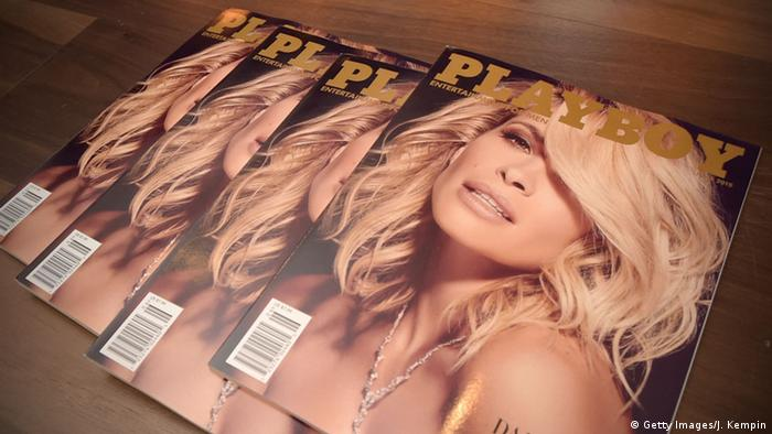 Playboy Magazin USA Cover (Getty Images/J. Kempin)