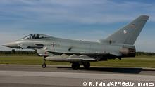 Estland Deutscher Eurofighter