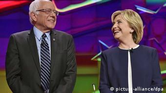 Kandidaten der Demokraten