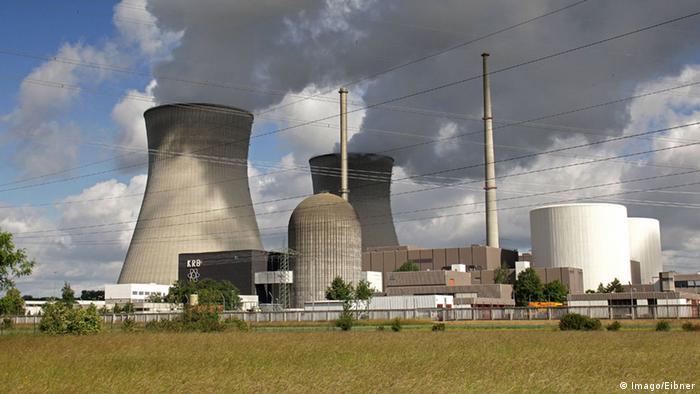 Deutschland Atomkraftwerk Gundremmingen