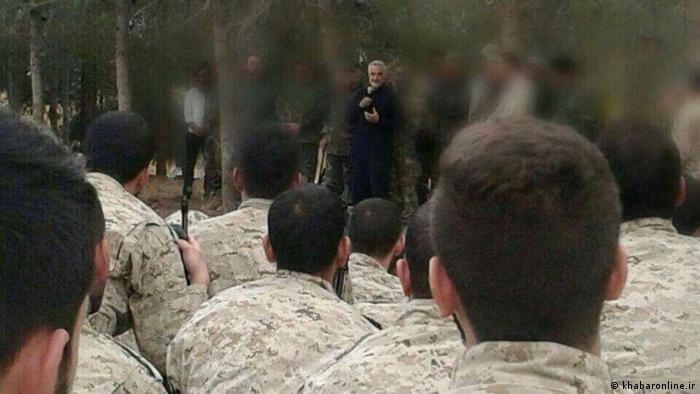 Iran General Ghasem Soleimani (khabaronline.ir)