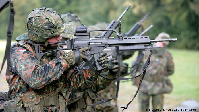 Heckler and Koch vindicated in G36 accuracy row, but lobbying