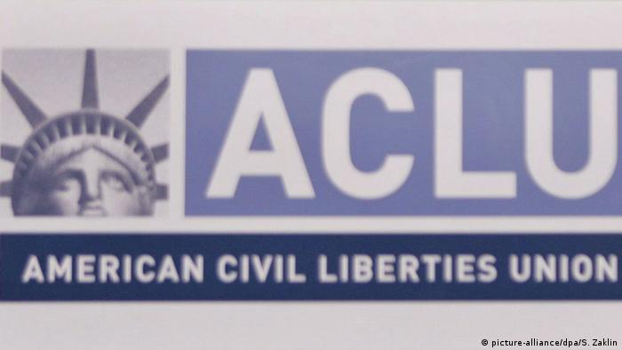 Logo ACLU American Civil Liberties Union