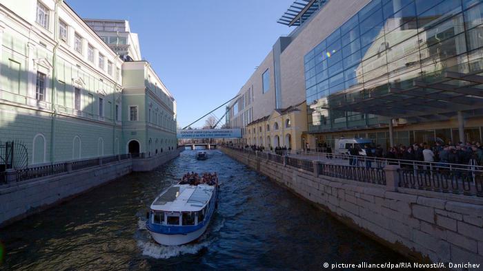 Bildergalerie Sankt Petersburg