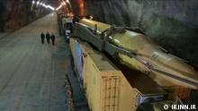 Screenshot Irinn.Ir Raketen Bunker Iran (Bildergalerie)