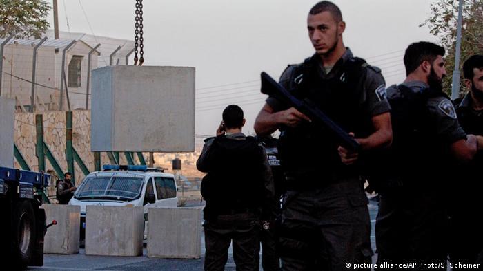 مقتل شابة فلسطينية بإطلاق نار إسرائيلي في الخليل