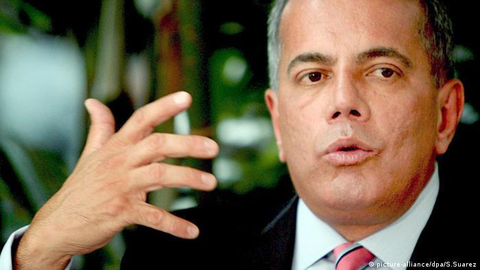 Venezuela Manuel Rosales Porträt Politik (picture-alliance/dpa/S.Suarez)