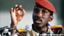 Thomas Sankara ARCHIV