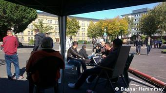 Flüchtlinge Unterkunft Bonn Flüchtlingscamp Flüchtlingsunterkunft Deutschland