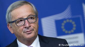 Brüssel Jean-Claude Juncker