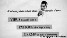 Listerine Werbung Anti Erkältungsmittel