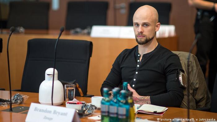 Brandon Bryant (picture-alliance/dpa/B. v. Jutrczenka)