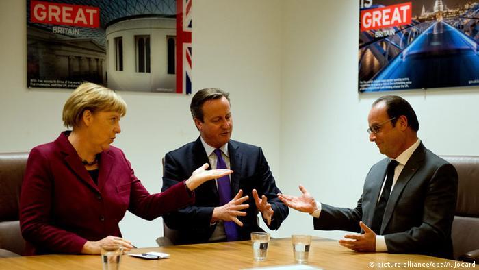UK to set out EU reform demands in November letter to EU president