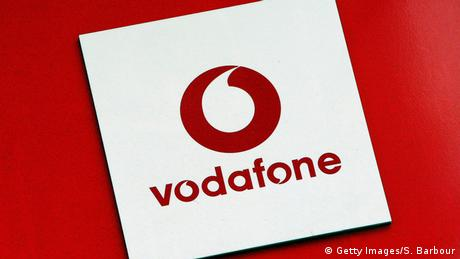 Vodafone Logo (Getty Images/S. Barbour)