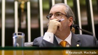 A frente contou com incentivos de Cunha, um membro da Assembleia de Deus que comandou a Casa até esta semana