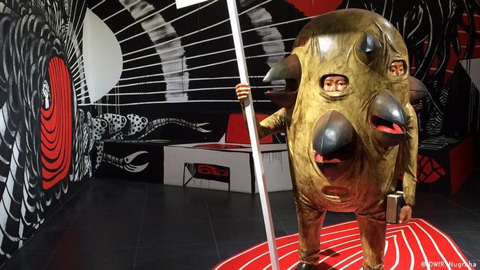 Bildergalerie Frankfurter Buchmesse 2015 Indonesien