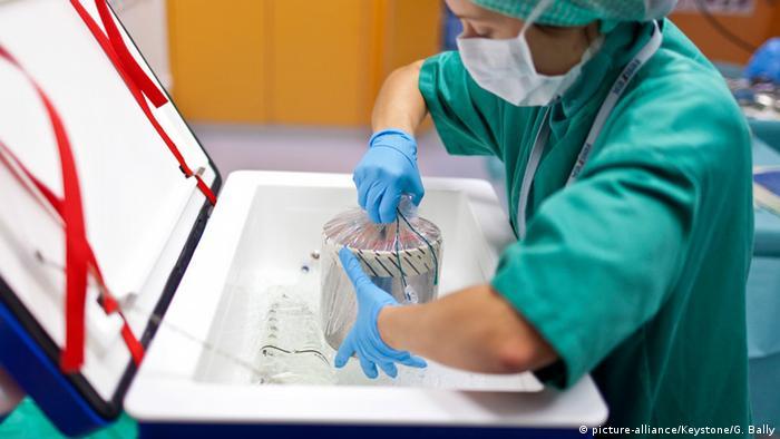 Symbolbild Herztransplantation