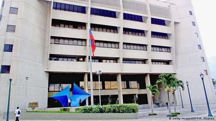 Tribunal Supremo de Justicia in Caracas Venezuela