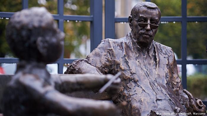 Danzig - Denkmal Günter Grass