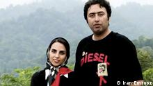 Fatemeh Ekhtesari and Mehdi Mousavi are two poets who are arrested for their communication to foreign media out of Iran.