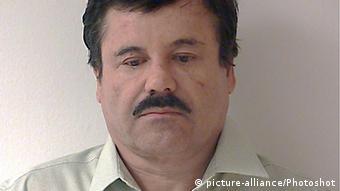 Mexiko Drogenboss Joaquin Guzman Loera - El Chapo