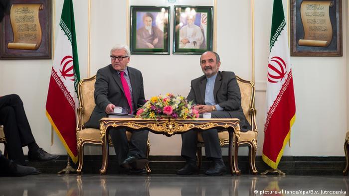 شتاينماير يطالب إيران باستغلال تأثيرها على الأسد للتهدئة