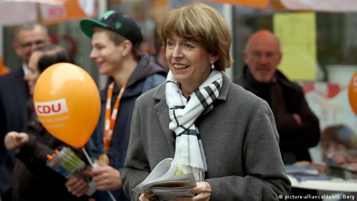 Köln Oberbürgermeisterwahl Spitzenkandidatin Henriette Reker