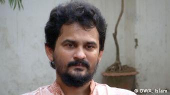 Bangladesch Blogger Imran H Sarke