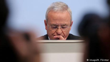 Αγωγή εναντίον του πρώην επικεφαλής της VW στις ΗΠΑ