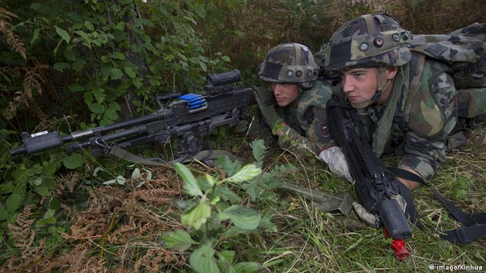 Slovenska vojska - pripremljena i opremljena samo za mirnodopsko djelovanje