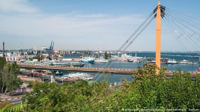 Одесский порт (фото из архива)