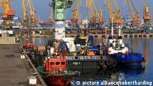 Port of Odessa, Crimea, Ukraine, Europe Keine Weitergabe an Drittverwerter.