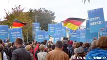 AfD Demonstration in Freilassing