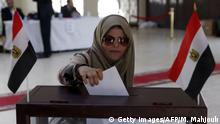 Oman Botschaft Ägypten Wähler Wahlen