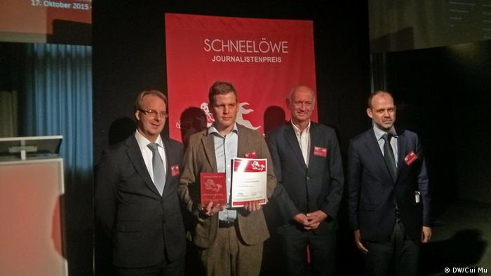 Berlin Verleihung Schneelöwe 2015