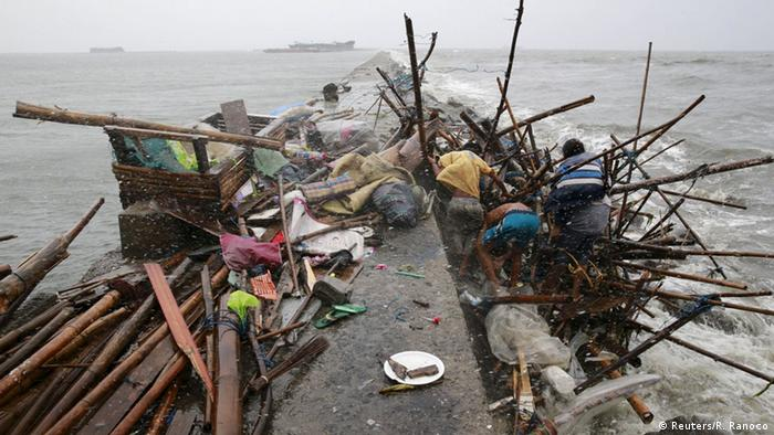 Philippines typhoon death toll rises