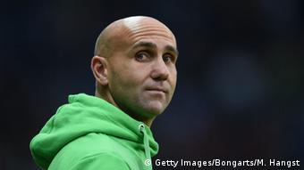 Borussia Mönchengladbach Trainer Andre Schubert