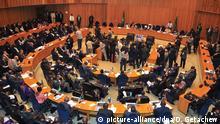 Addis Abbba Afrikanische Union Friedens- und Sicherheitsrat