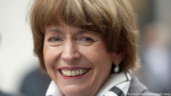 Köln Oberbürgermeisterwahl Kandidatin Henriette Reker