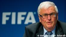 Theo Zwanziger FIFA Sportfunktionär