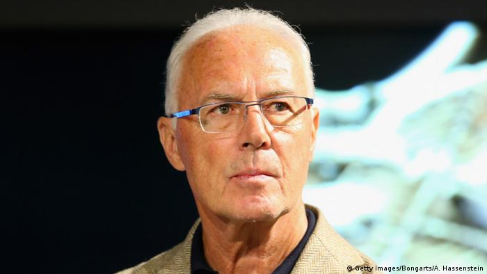 Swiss prosecutors investigate Beckenbauer, others for fraud, money laundering