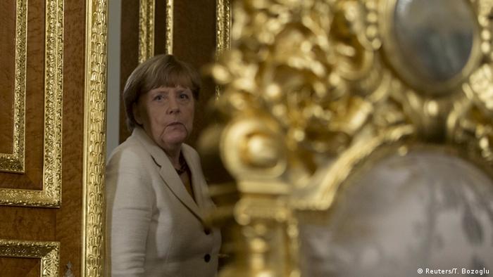 Türkei Istanbul Besuch Merkel