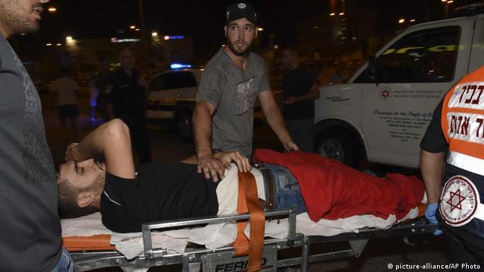 Israel, Palästinenser, Gewalt