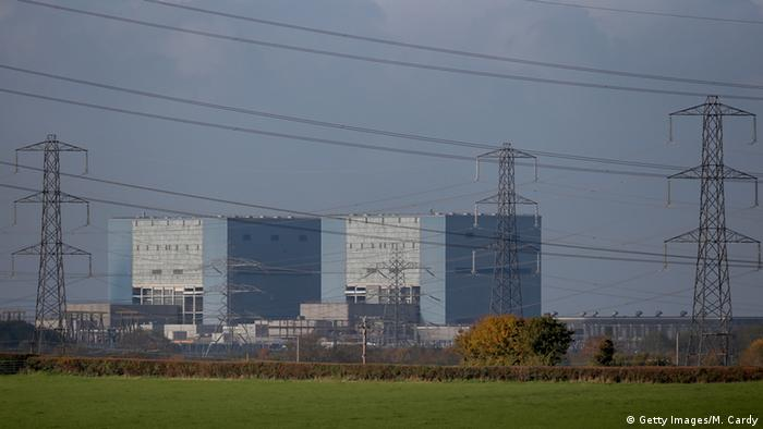АЕС Hinkley Point