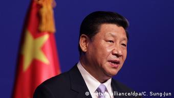 Chinesischer Präsident Xi Jinping