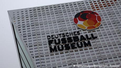 Deutschland Eröffnung Deutsches Fußballmuseum in Dortmund