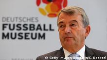 Deutschland Wolfgang Niersbach Eröffnung Deutsches Fußballmuseum in Dortmund