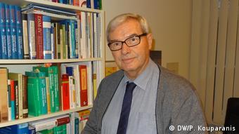 Τα αποτελέσματα της ολόπλευρης αντιμετώπισης των προβλημάτων είναι πολύ θετικά, διαβεβαιώνει ο διευθυντής των Εξωτερικών Ιατρείων Βέρνερ Πλατς